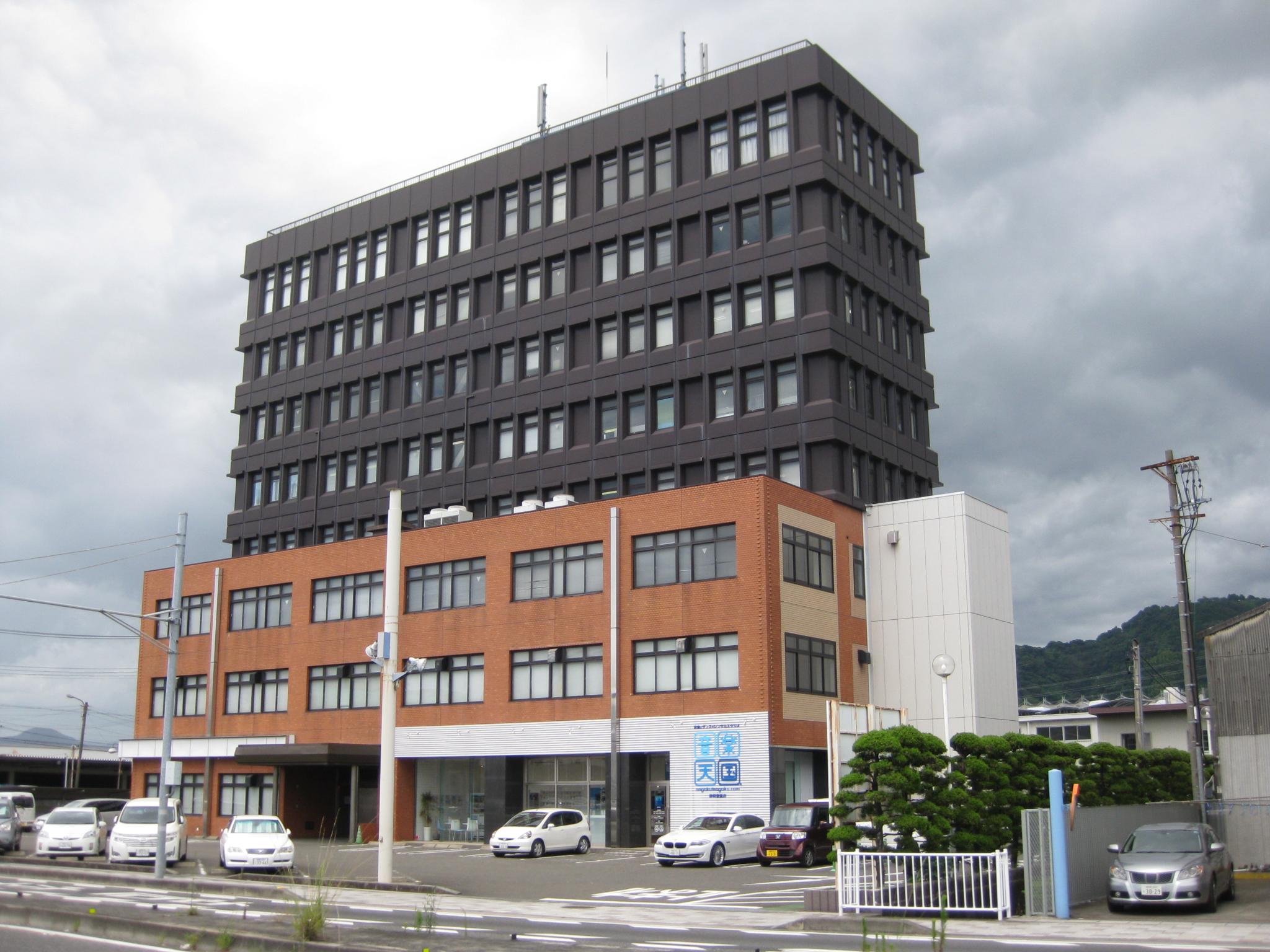 本社社屋の写真